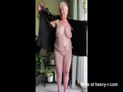 Nude pics old lady pusse
