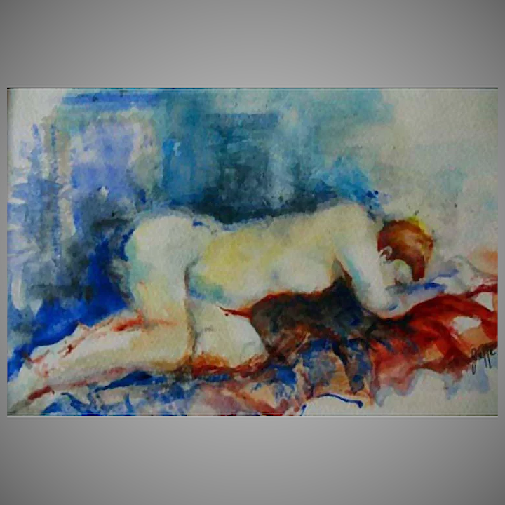 R rated nude art