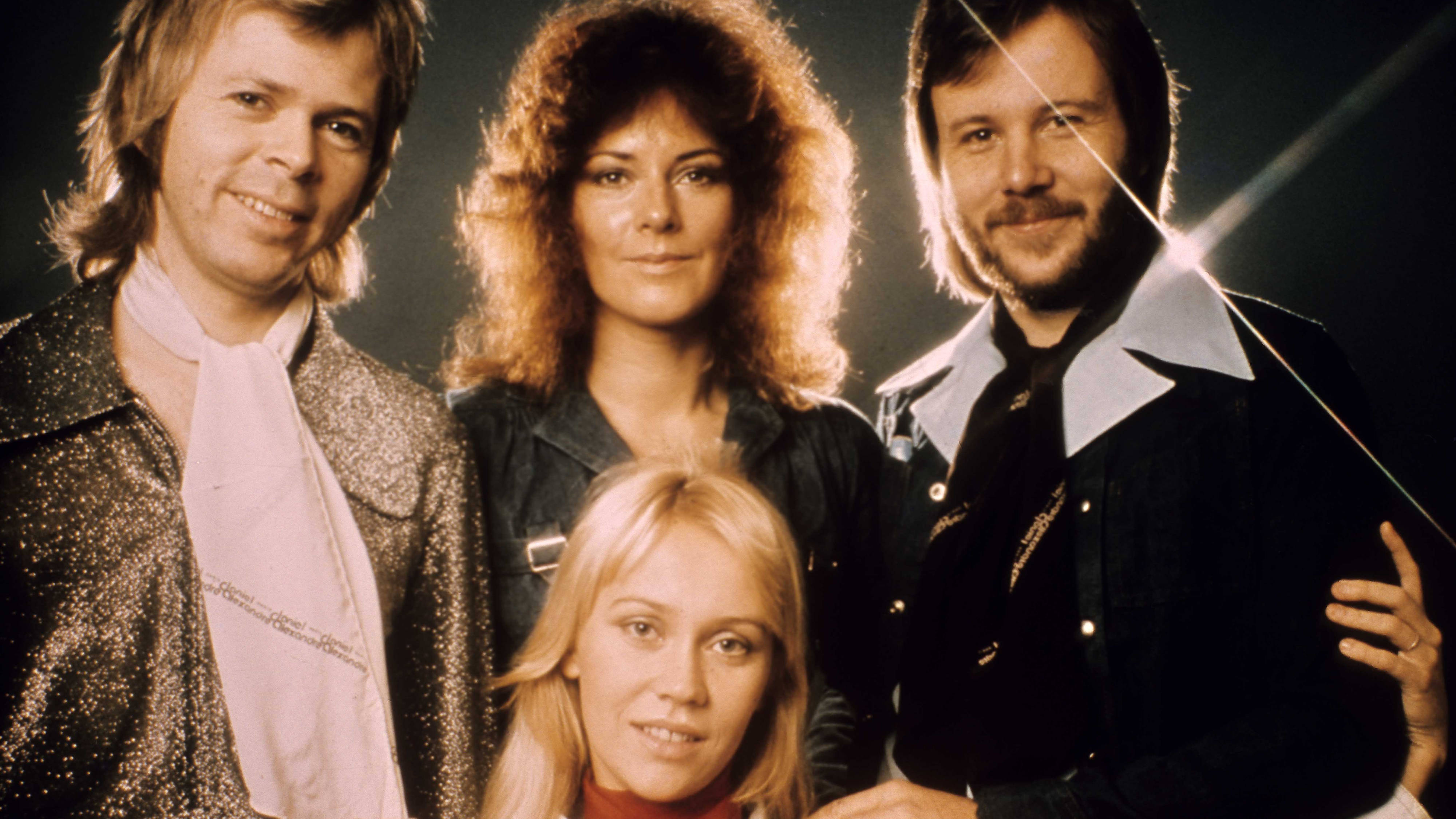 Most popular abba songs