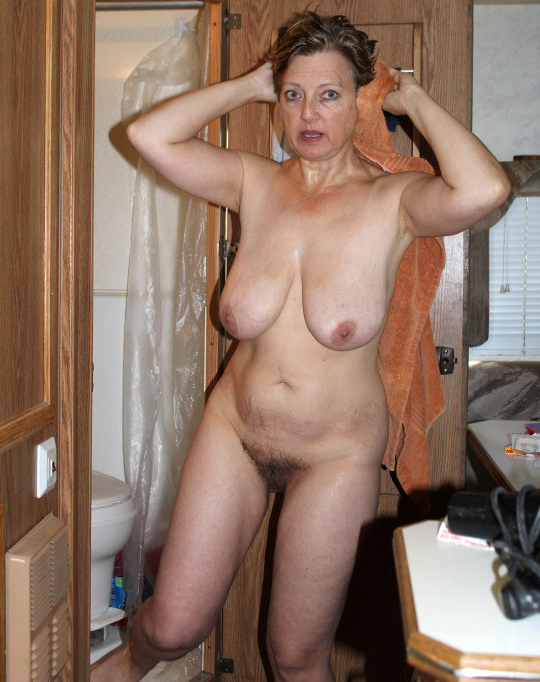 Shapely hairy mature pictures