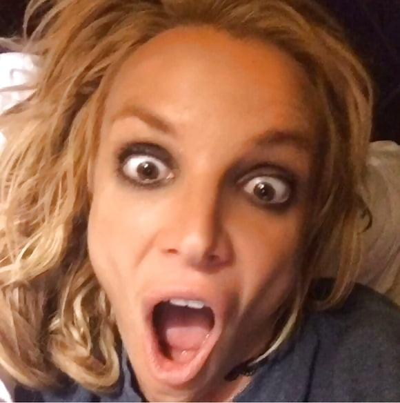 Cum on britney spears picture