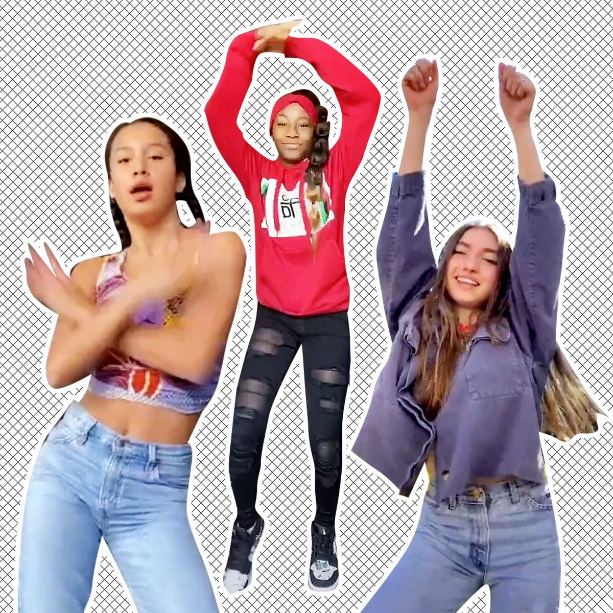 Learn dance routines to popular songs