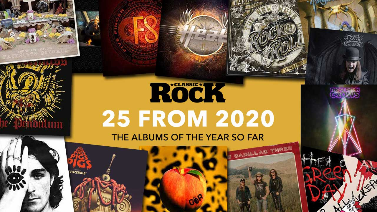 Latest rock cd releases
