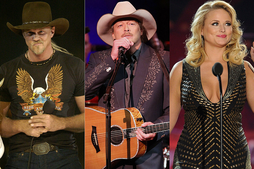Most popular country songs in 2010
