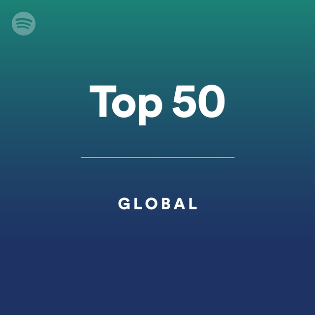 Top 50 songs right now