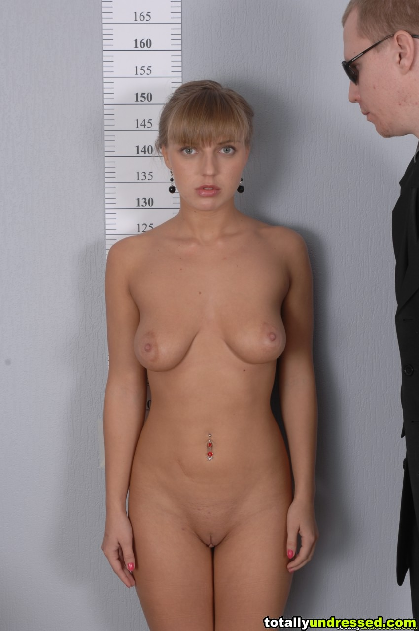 Totally undressed